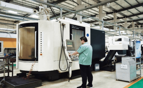 DMG High Precision CNC Machining Center