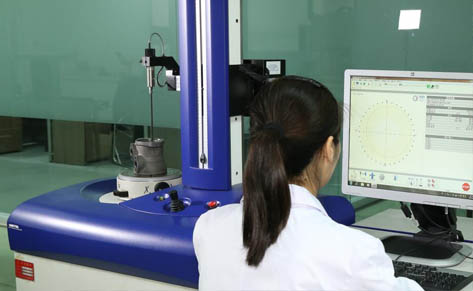 Taylor Cylindricity Tester